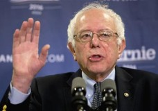 """FILE - In this Feb. 24, 2016 file photo, Democratic presidential candidate, Sen. Bernie Sanders, I-Vt. speaks in Columbia, S.C. At first blush, many Americans like the idea of """"Medicare for all,"""" the government-run health system that's a rallying cry for Democratic presidential candidate Bernie Sanders. But mention some of the trade-offs, from higher taxes to giving up employer coverage, and supports starts to shrivel. That's the key insight from an AP-GfK poll released Thursday, Feb. 25, 2016. (AP Photo/Jacquelyn Martin, File)"""