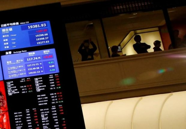 Dollar Slips, Stocks On Defensive After Trump's Protectionist Address