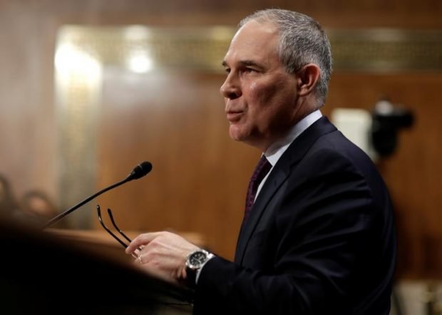 Senate Panel Advances Trump EPA Chief Pick Over Democrats' Boycott