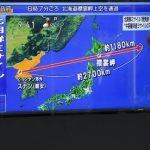 In A 1st, NKorea Fires Missile Over Japan In Aggressive Test