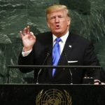 At UN, Trump Threatens To 'Totally Destroy' Of North Korea