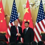 Analysis: Trump, In China, Opts Against Confrontation