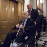 Senate GOP Presses Ahead On Tax Bill; McCain Backs Measure