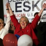Republican Wins U.S. House Race In Arizona GOP Stronghold