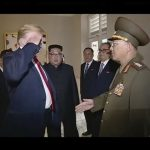 White House Claims: Trump Salute To NK General 'A Common Courtesy'