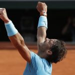 Nadal Beats Del Potro At French Open, Faces Thiem For No. 11