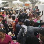 Undeterred By Trump, Asylum-Seekers Line Up At The Border