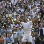 Nadal Finally Back In Wimbledon Quarterfinals After 7 Years
