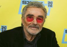 "FILE - In this March 12, 2016 file photo, actor Burt Reynolds appears at the world premiere of ""The Bandit"" during the South by Southwest Film Festival in Austin, Texas. Reynolds, who starred in films including ""Deliverance,"" ""Boogie Nights,"" and the ""Smokey and the Bandit"" films, died at age 82, according to his agent. (Photo by Jack Plunkett/Invision/AP, File)"
