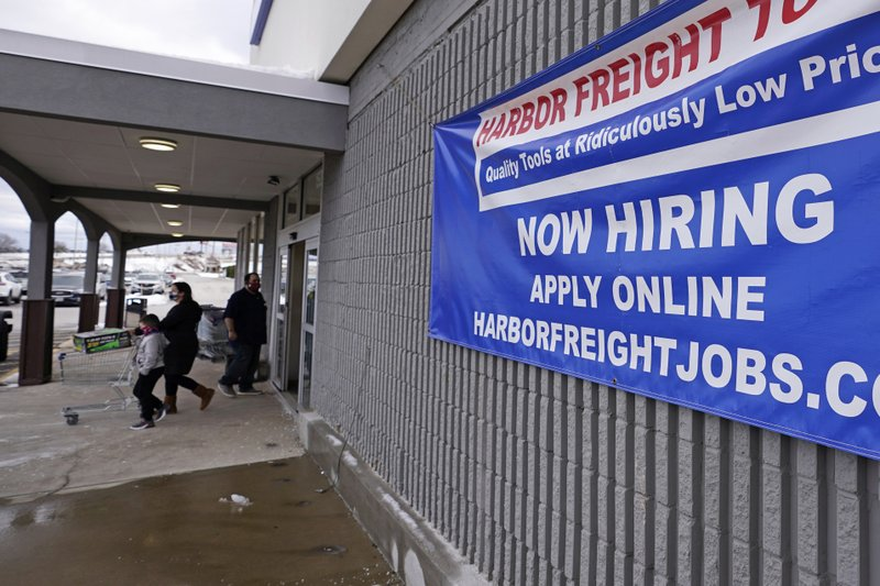 U.S. Hiring Plunged In December Even As Job Openings Ticked Up